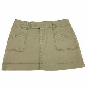 American Eagle Mini Pencil Skirt Pockets Size 2